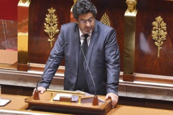 French parliament building locked down after death threats to Jewish MP