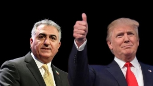Champions of Freedom: Reza Pahlavi and Donald Trump