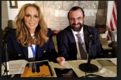 Saluting Pamela Geller and Robert Spencer