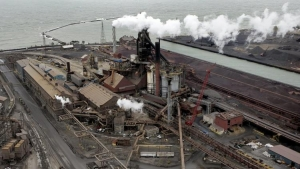 Trump Effect: U.S. Steel To Invest $750 Million To Revitalize Flagship Gary Plant